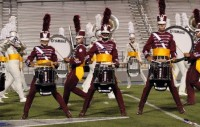 The Cadets, Allentown, PA, Drum Corps World photo by Brett Owens